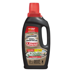 Spectracide Weed & Grass Killer W/Extended Control Concentrage 6ea/32oz 6ea/32 fl oz