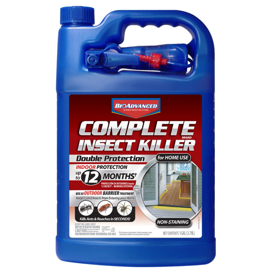 BioAdvanced Complete Home Pest Control Ready to Use 4ea/1 gal