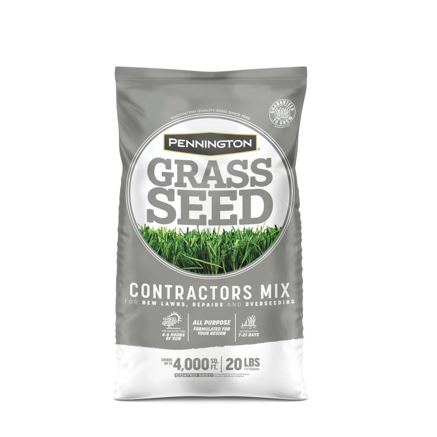 Pennington Contractors Mix Grass Seed Mix North Contractors 1ea/20 lb