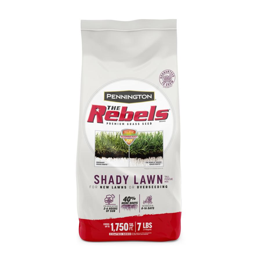 Pennington The Rebels Tall Fescue Shady Grass Seed mix 4ea/7 lb