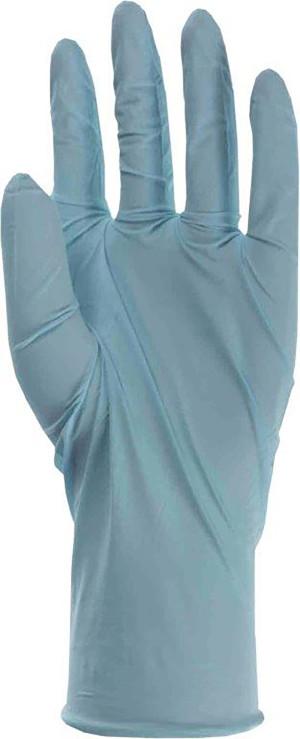 Boss Nitrile Disposable Glove Blue 1ea/10 pk