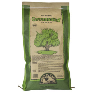 Down To Earth Greensand Natural 1ea/50 lb