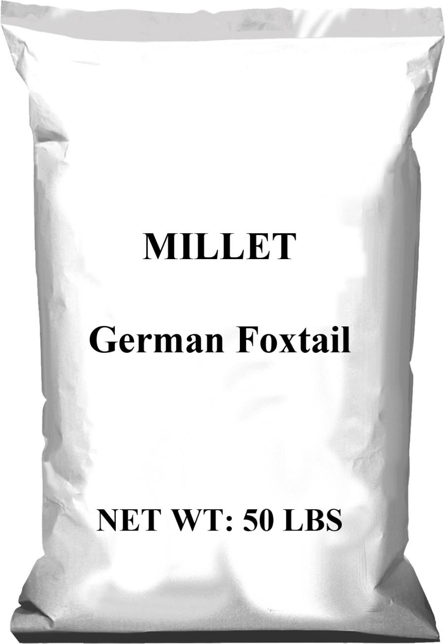 Pennington Millet German Foxtail 1ea/50 lb