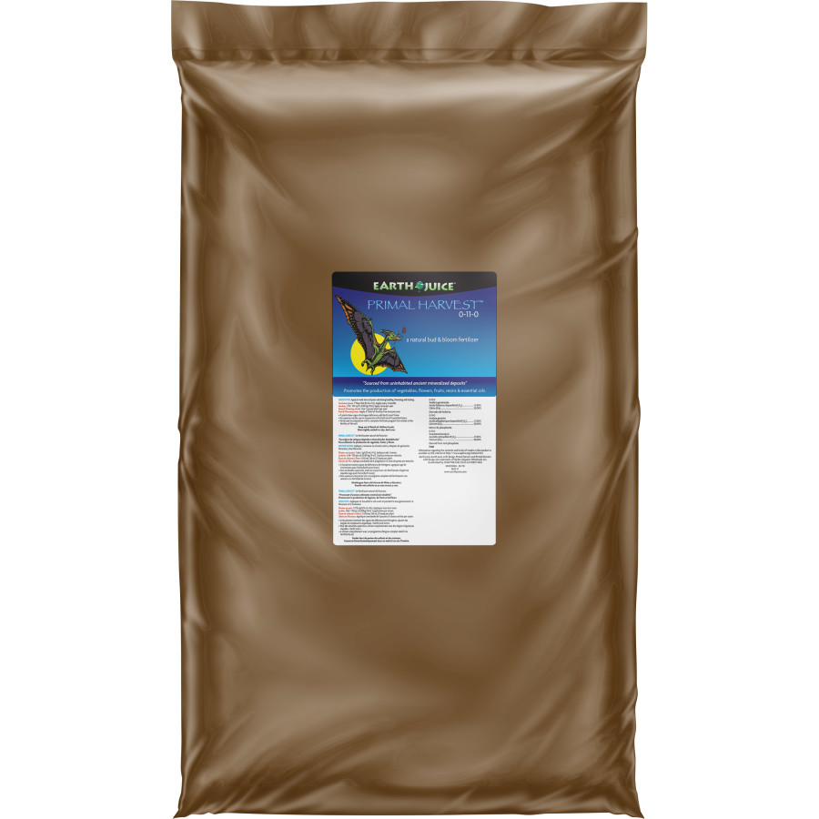 Earth Juice Primal Harvest 0-8-0 1ea/50 lb