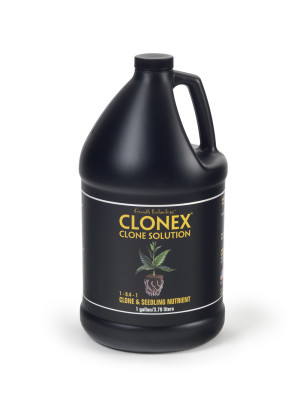 Hydrodynamics Clonex Clone & Seedling Solution 1-0.4-1 4ea/1 gal