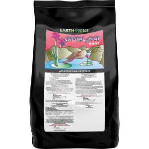 Earth Juice Crystal pH Up Adjuster 0-0-47 12ea/2 lb