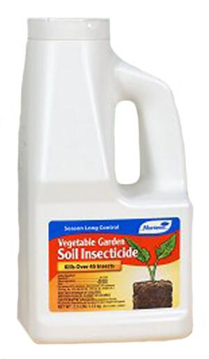 Monterey Vegetable Garden Soil Insecticide 6ea/2.5 lb
