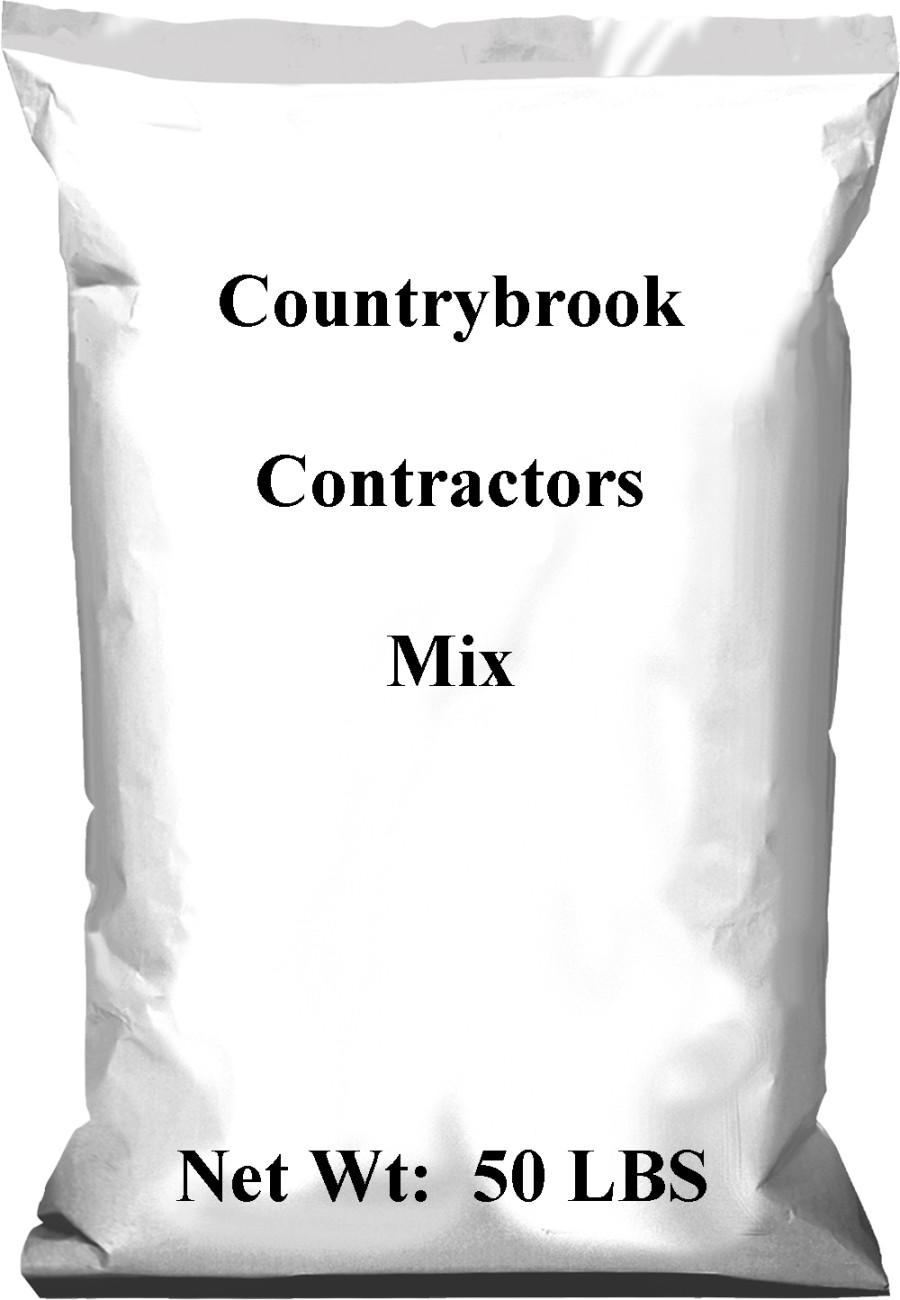 Pennington Countrybrook Contractors Mix 1ea/50 lb