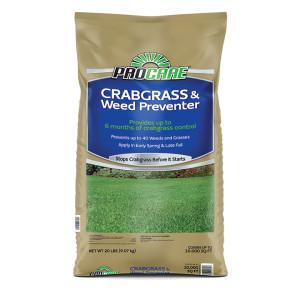 Pro Care Pro Care Crabgrass & Weed Preventer 1ea/20 lb