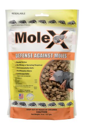 RatX MoleX Defense Against Moles 6ea/8 oz