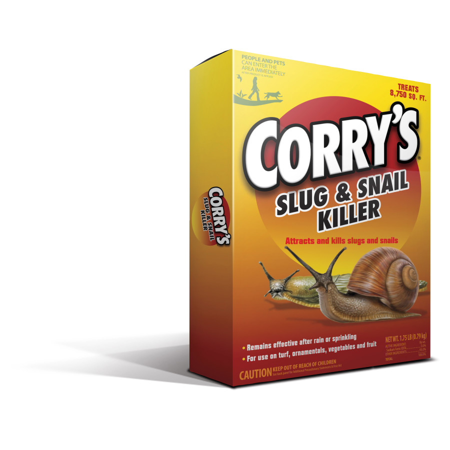 Corry's Slug & Snail Killer Bait 12ea/1.75 lb