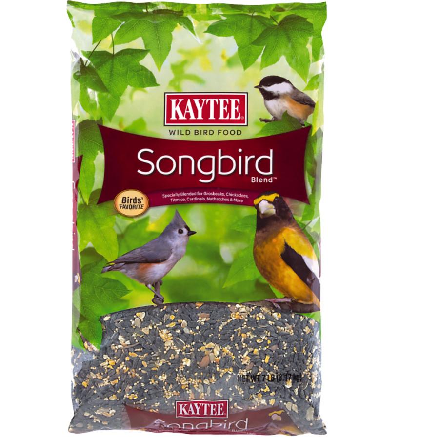 Kaytee Songbird Blend Food Bag 6ea/7 lb