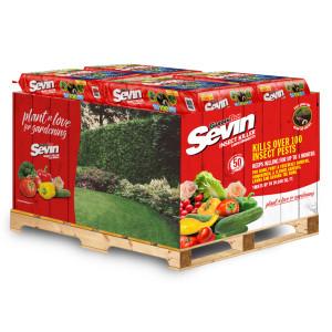 Sevin Insect Killer Lawn Granules Quarter Pallet 30ea/20 lb