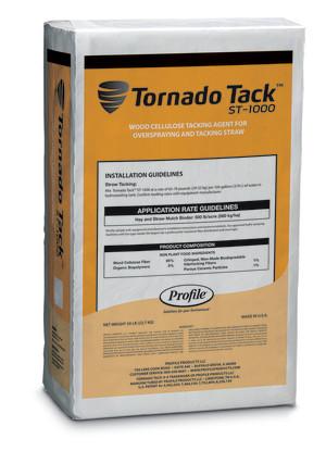 Profile Tornado Tack ST-1000 Green 1ea/50 lb
