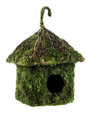 Supermoss Deco Birdhouse - Shack 6ea