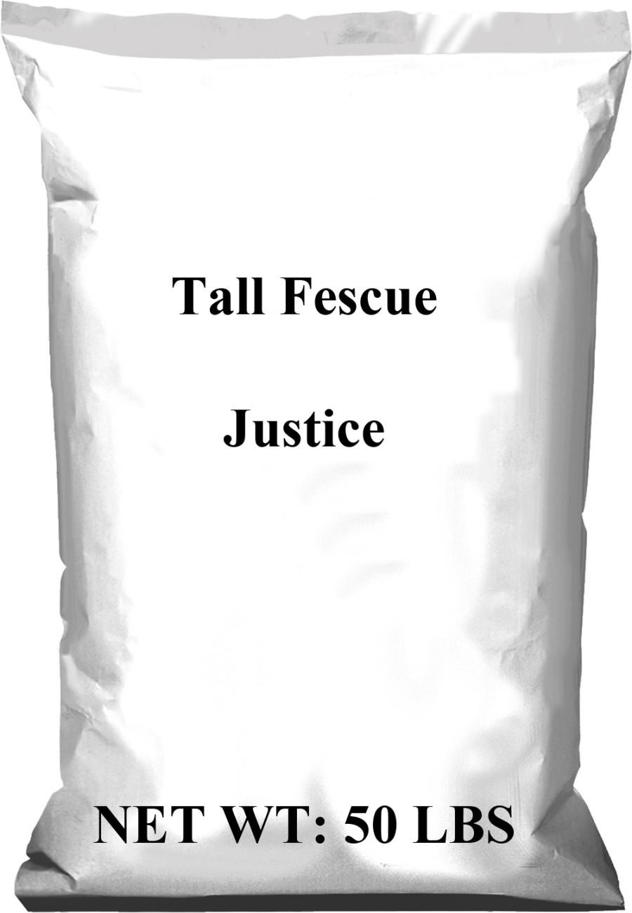 Pennington Tall Fescue Justice 1ea/50 lb