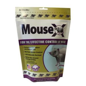 RatX MouseX Pellets Mouse Control 1ea/1 lb