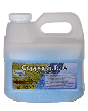 Sanco Crystal Blue Copper Sulfate 1ea/15 lb