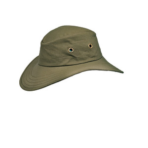 Goldcoast Sunwear Walker Hat Olive 6ea/Small