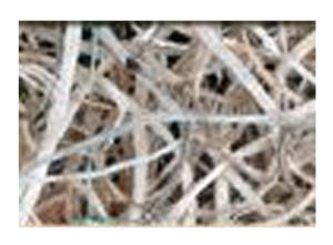 Excelsior Erosion Control Blanket Natural Reg-Double Net Natural 1ea/8Ftx90 ft