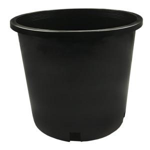 Calipot Grower Pot Black 1ea/7 gal
