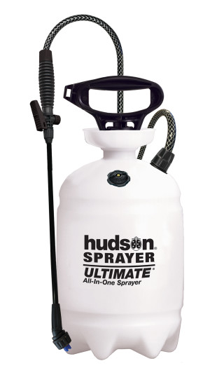 Hudson Ultimate All-In-One Pump Sprayer White 1ea/3 gal