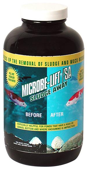Microbe-Lift SA Sludge Away Liquid 12ea/32 oz