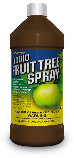 Gordon's Liquid Fruit Tree Spray