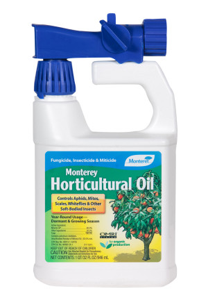 Monterey Horticultural Oil Fungicide, Insecticide & Miticide