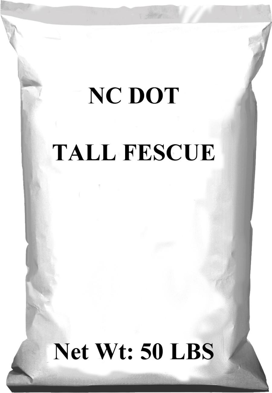 Pennington NC DOT Tall Fescue Grass Seed 1ea/50 lb