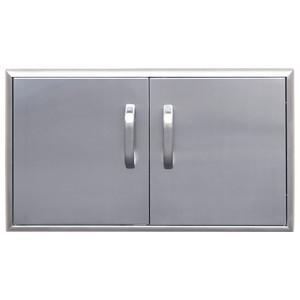 Landmann Ardor Double Door 1ea/36 In X 21 in