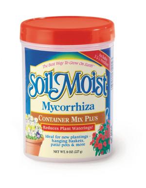 JRM Soil Moist Mycorrhiza Container Mix Plus Shelf Display 12ea/8 oz