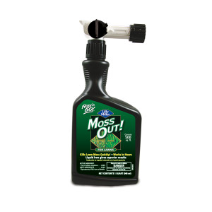 Lilly Miller Moss Out! For Lawns Ready To Spray 6ea/32 oz