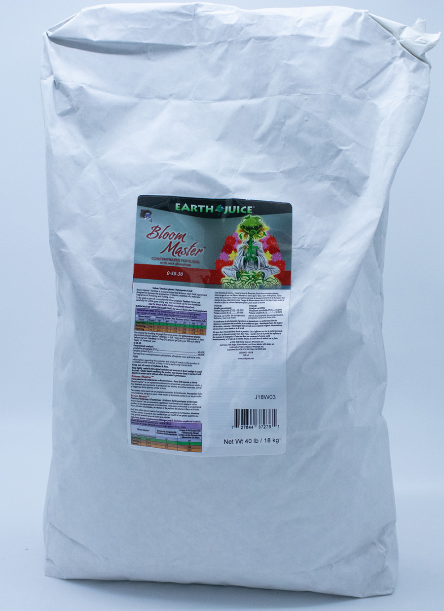 Earth Juice Bloom Master 0-50-30 Rock Phosphate 1ea/40 lb