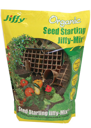 Jiffy Organic Seed Starting Jiff-Mix 3ea/16 qt
