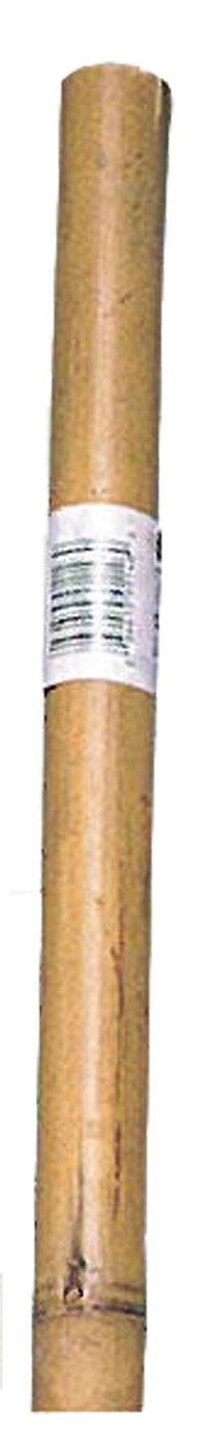 Bond Super Bamboo Pole Brown 10ea/1.25Inx8 ft