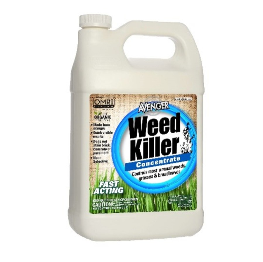 Avenger Weed Killer Concentrate 4ea/1 gal