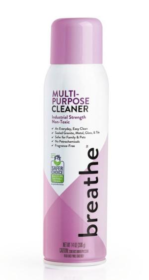 Breathe Multi-Purpose Cleaner Aerosol 6ea/14 oz