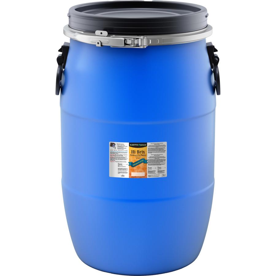 Earth Juice Hi-Brix Molasses Plant Food 0-0-3 1ea/55 gal