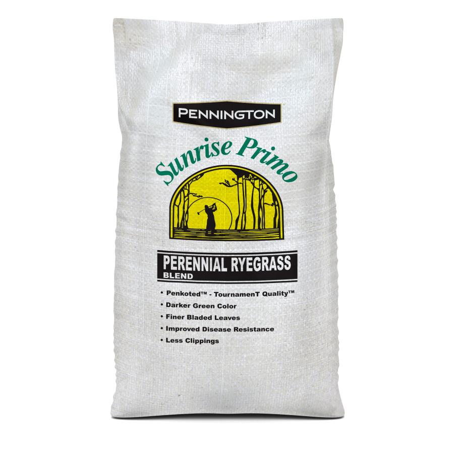 Pennington Sunrise Primo Perennial Rye Penkoted 1ea/50 lb