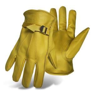 Boss Premium Grain Leather Driver Glove