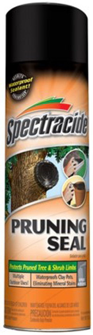 Spectracide Pruning Seal Protects Tree & Shrub Limbs Aerosol Spray 6ea/13 fl oz