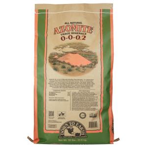 Down To Earth Azomite All Natural Powder 0-0-0.2 OMRI Powder 1ea/50 lb