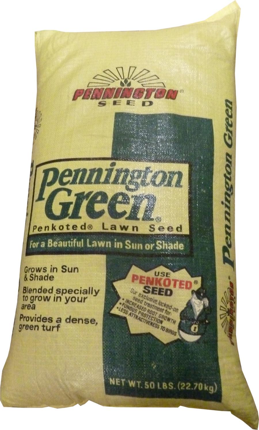 Pennington Green Coastal Mix Contractor 1ea/50 lb