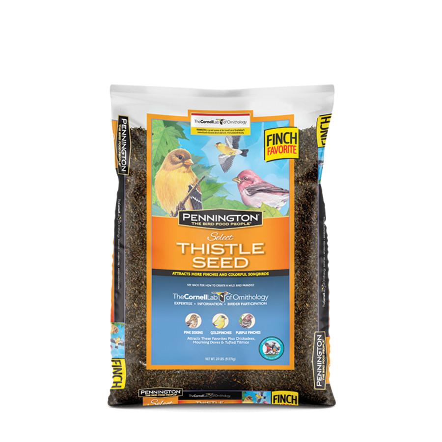 Pennington Select Thistle Seed Bird Food 5ea/10 lb