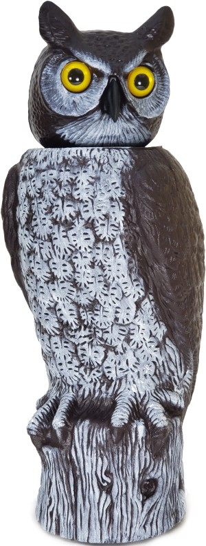 Dalen Rotating Head Owl 4ea