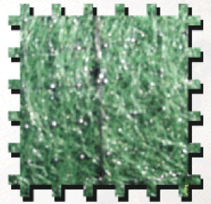 Erosion Tech Turf Reinforcement Mat Green 1ea/8Oz Fiber Density 7-1/2Ftx120 ft