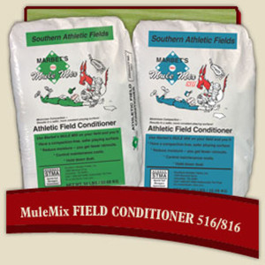 Southern Athletic Fields Mulemix Conditioner