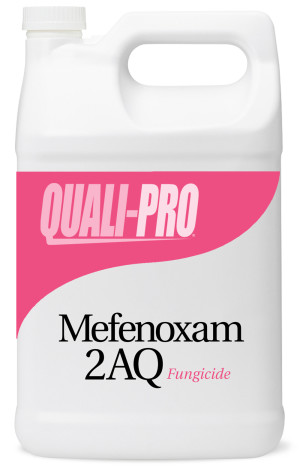 Quali-Pro Mefrenoxam 2 AQ Fungicide 2ea/1 gal