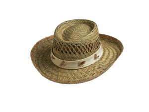 Goldcoast Sunwear Rush Gambler Print Hat Natural 6ea/One Size